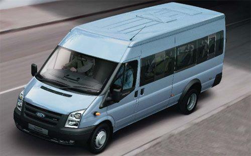 16 seat minibus Hire