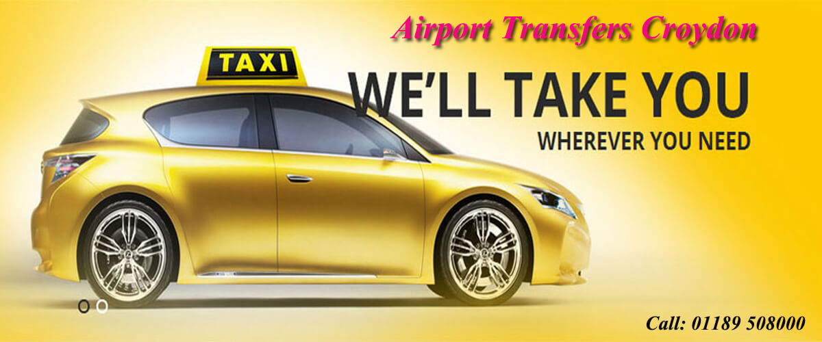 airport transfers croydon