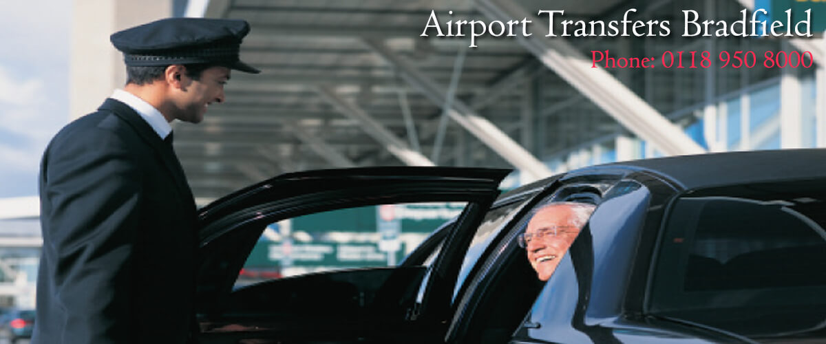 airport transfers bradfield