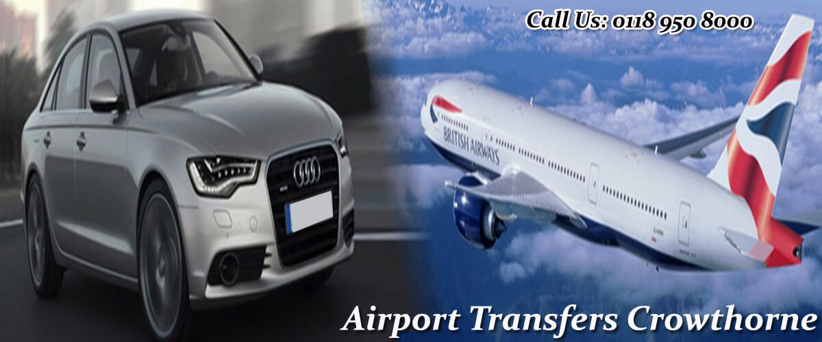 airport transfers crowthorne