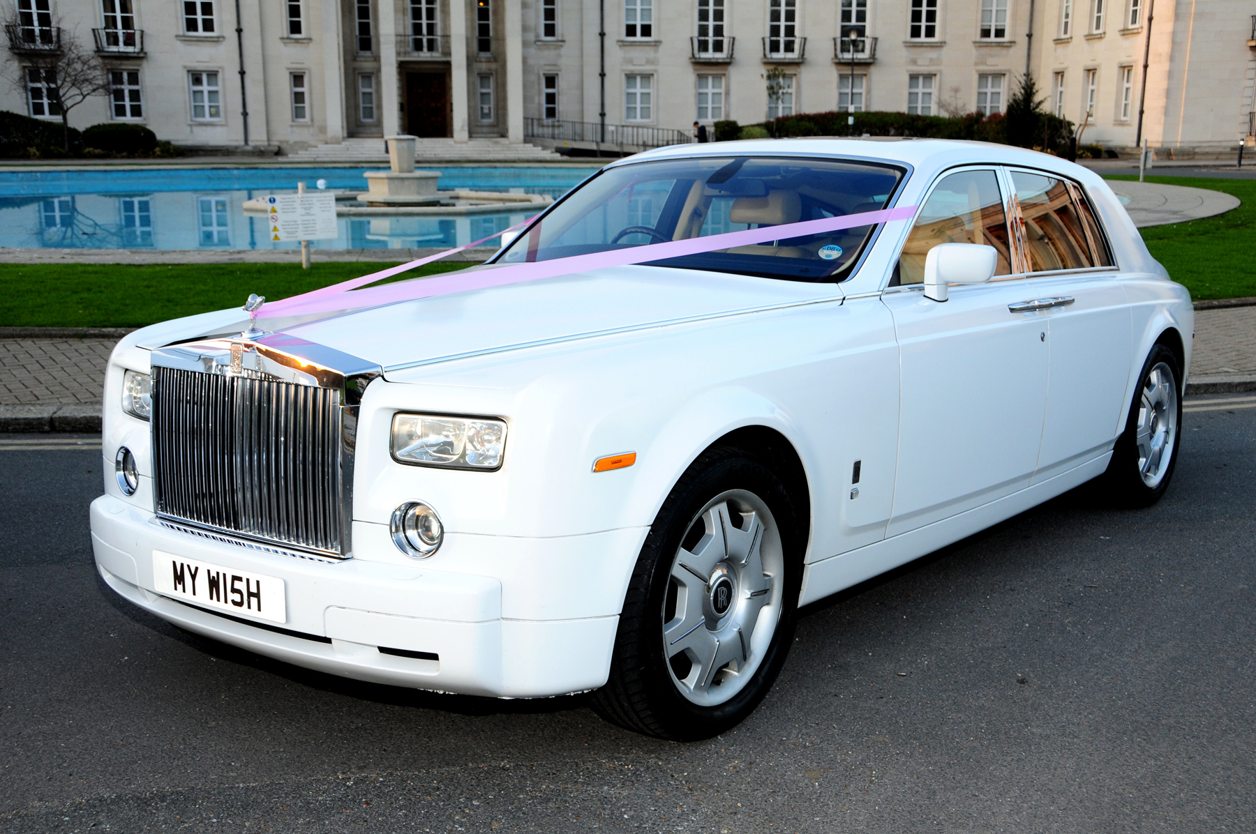 Rolls Royce Phantom Hire Surrey