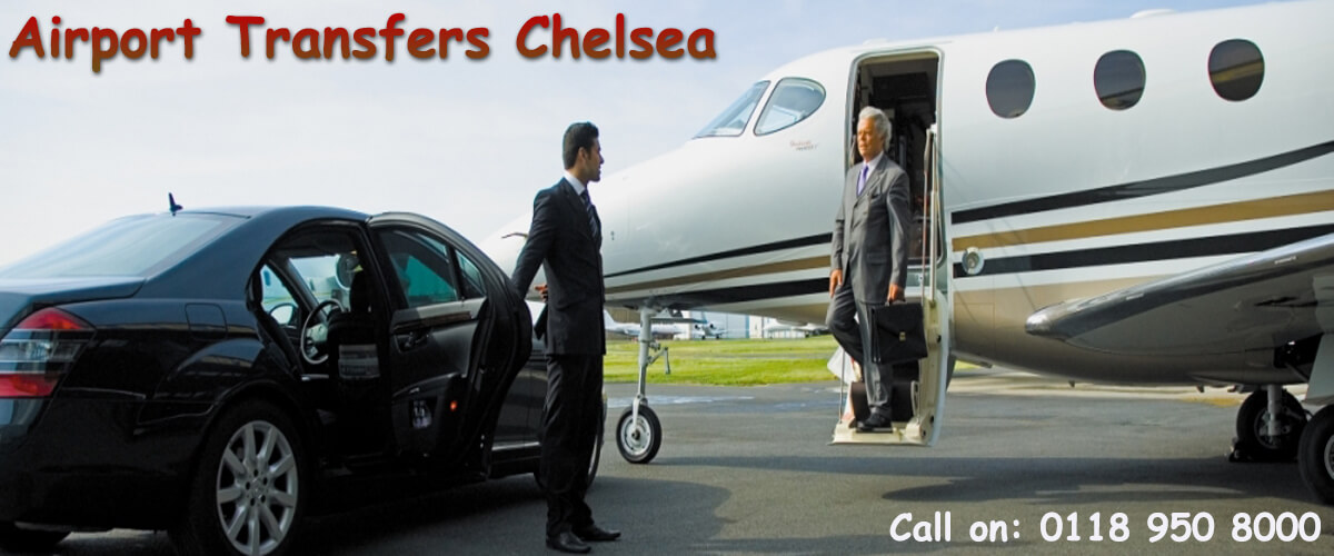 airport transfers chelsea