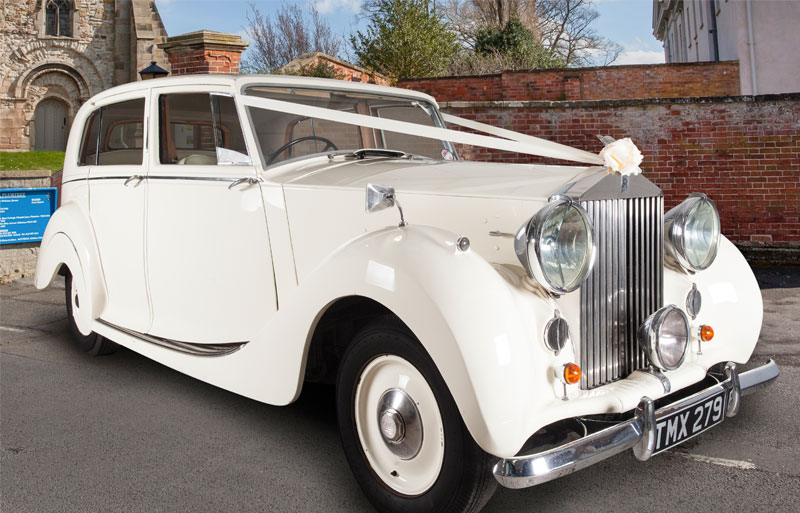 Classic Wedding Car Hire Reading